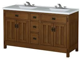 42 Inch Vanity Base Sagehill American Craftsman 60