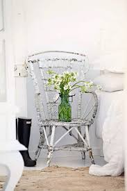 247 best beach cottage bedrooms images on pinterest bedrooms beach cottage coastal vintage finds old vintage shabby white peacock chair