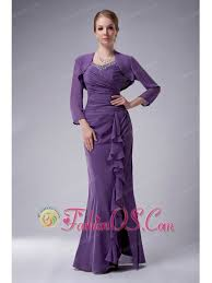mother of the bride purple dress mother of the bride dresses