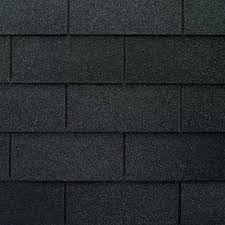 gaf royal sovereign roofing shingles shown here in charcoal