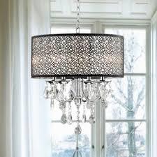 drum chandeliers you u0027ll love wayfair