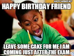Memes About Friends - happy birthday wishes for best friend quotes images memes