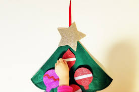 3ft felt christmas decorations review u0026 giveaway u2014 at home