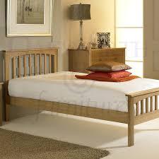 heywood solid oak bed frame single amazon co uk kitchen u0026 home