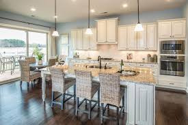 New Home Builder Design Center New Seabrook Home Model For Sale Nvhomes Home Kitchen And