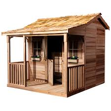 Lowes Sheds by Shop Cedarshed Common 10 Ft X 9 Ft Interior Dimensions 9 5 Ft
