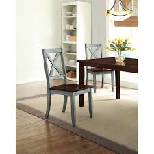 Walmart Dining Room Chairs by Better Homes And Gardens Maddox Crossing Dining Chair Blue Set