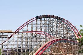 First Six Flags New Texas Giant Roller Coaster Guide To Six Flags Over Texas