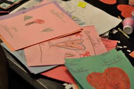 simple paper crafts for valentine u0027s day homemade mothering