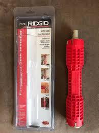 Ridgid Faucet And Sink Installer Tool Ridgid Faucet And Sink Installer Uk 28 Images Ridgid Faucet