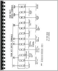 deutz d7006 tractor wiring diagram service manual