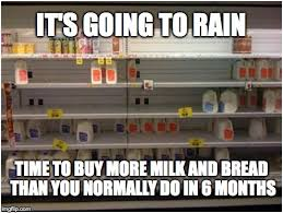 Grocery Meme - stay calm and ransack a grocery store imgflip