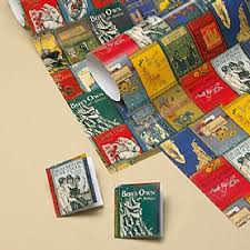 book wrapping paper ripping yarns wrapping paper book themed wrapping paper ideas