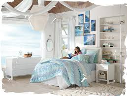 Beach Themed Bedrooms For Girls Beautiful Beach Themed Teenage Bedrooms Gallery Dallasgainfo Com