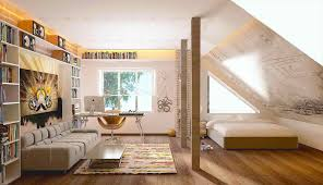 enchanting decorate attic bedroom images best idea home design