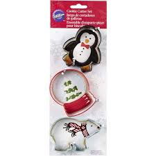 polar cookie cutters wilton