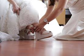 wedding shoes mangga dua wedding robby by gphotography bridestory