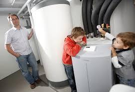 pompa di calore interna tipi di pompa di calore idee green