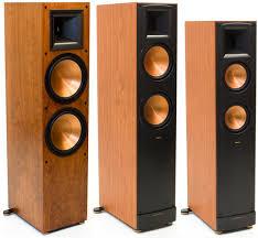 Klipsch Rb 41 Ii Bookshelf Speakers Klipsch Reference Ii Series Speakers Ecoustics Com