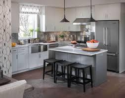 Contemporary White Kitchen Designs American Kitchen Design And Bar Kitchen Modern With White Contemporary