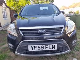 manual ford kuga titanium tdci for sale in erith london gumtree