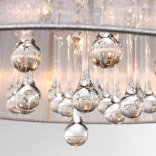 lightinthebox drum pendant modern 4 lights modern home ceiling