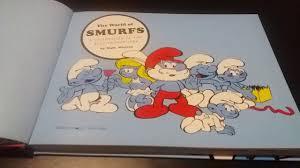 smurfs book