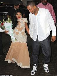 Tiffany Pollard Nude Pictures - pregnant lil kim asks fans to buy her gifts off her baby registry