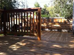 deck pickets 28 images deck railing with composite lumber and
