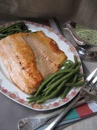 cuisiner l oseille fraiche la cuisine d ici et d isca saumon à l oseille