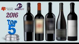 5 best selling wines 2016 youtube