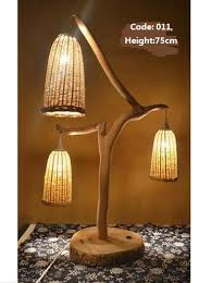 Quality Lighting Fixtures Promotion Quality Creative Novelty Woven Wood Trees L Bamboo