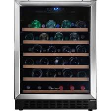 locking wine display cabinet shop beverage centers wine chillers at lowes com