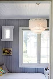 painted wood wall gray wood wall paneling for bedroom with pretty pendant l also