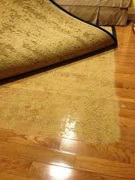Laminate Floor Sticky After Cleaning Latex Rug Backing Stuck To Floor Blog By Pelletier Rug