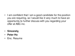 sample cover letter for finance internship