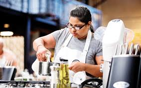 A Candid Interview With Chef - a candid chat with masterchef australia contestant nidhi mahajan