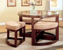 Dining Table 4 Chairs Set Small Round Dining Table For 4 Insurserviceonline Com