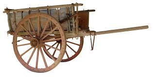 free photo cart wooden barrow handcart free image on