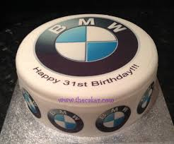 logo bmw bmw logo edible icing cake topper u2013 the caker online
