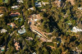 Jeff Bridges Home by Benedict Canyon There Goes The Neighborhood Vanity Fair