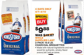 spring black friday home depot event home depot 2 kingsford charcoal briquets 18 6 pound bags 9 88