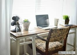 Diy Desks Ideas 15 Easy Designs For A Diy Desk Desks Desk Plans And Bar Stool