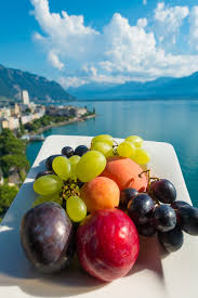 the best food restaurants and hotels in montreux switzerland