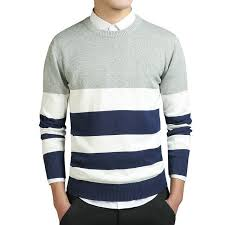 3 colors patchwork varsity sweaters classic sweater college