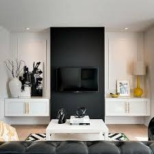 Grey And White Wall Decor Best 25 Black Living Rooms Ideas On Pinterest Black Lively