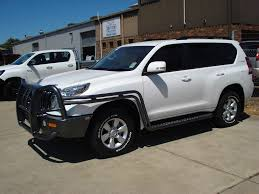lexus lx 570 perth side steps and side rails irvin bullbars perth commercial