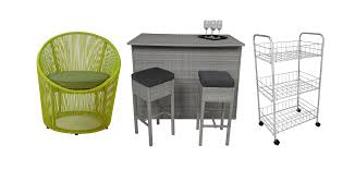 Egg Bistro Chairs Give Your Garden A Designer Makeover Asda Living