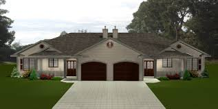Free Ranch House Plans by Ranch Style Duplex Home Plans U2013 Styles Of Homes With Pictures