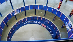 Arrowhead Stadium Map Welcome To The Communityamerica Gate At Arrowhead